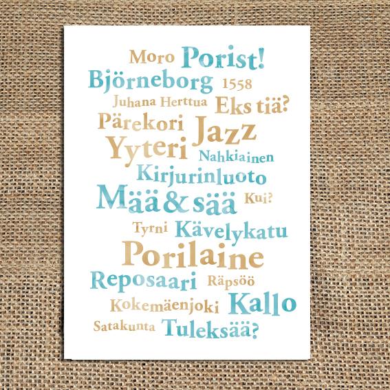 Olkalaukut Tampere : Kortti pori ateljee keltainen talo