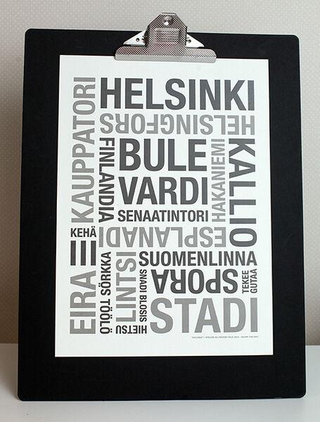 Olkalaukut Helsinki : Sisustusjuliste quot helsinki ateljee keltainen talo