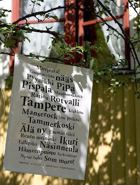 Olkalaukut Tampere : Keitti?pyyhe tampere musta ateljee keltainen talo