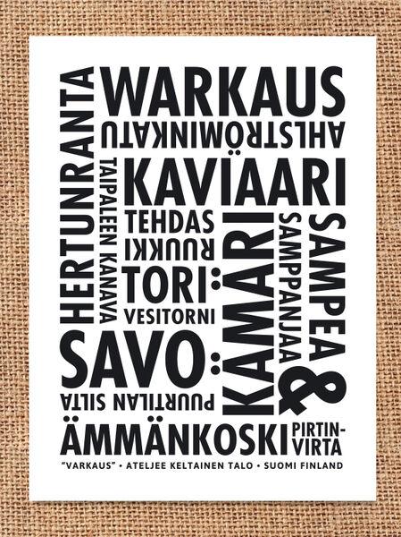 Olkalaukut Tampere : Keitti?pyyhe varkaus musta ateljee keltainen talo